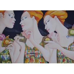 Le parfum (2) 110x80cm